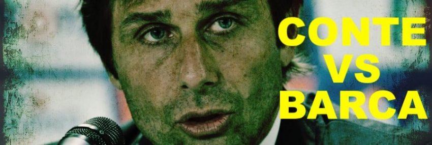 Conte: il Barca non sarà felice di affrontare l'Inter