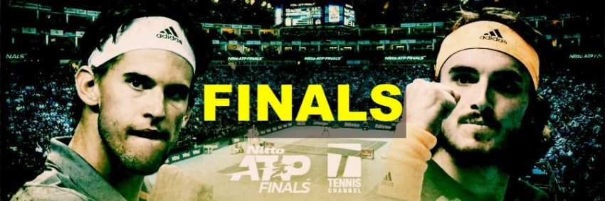 Finali ATP: Tsitsipas stordisce Federer raggiungendo la finale contro Thiem