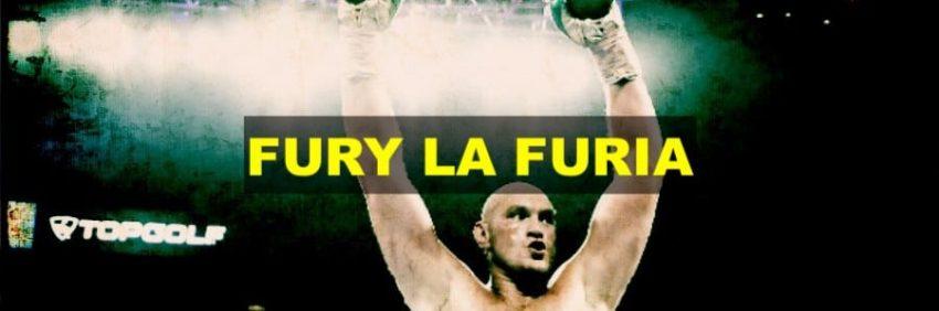 Fury campione del mondo WBC