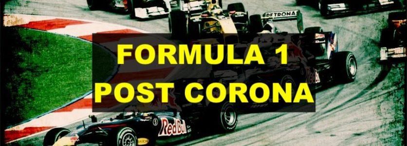 Formula 1: Annullati GP Giappone, Singapore e Azerbaigian