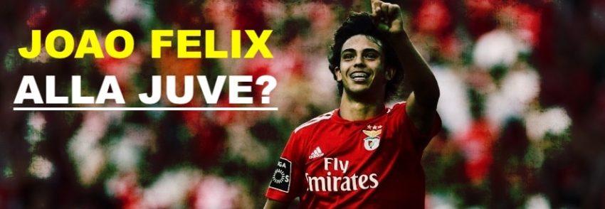 La Juve ha offerto 120 milioni di euro per Felix