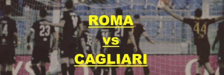 Roma-Cagliari 3-0