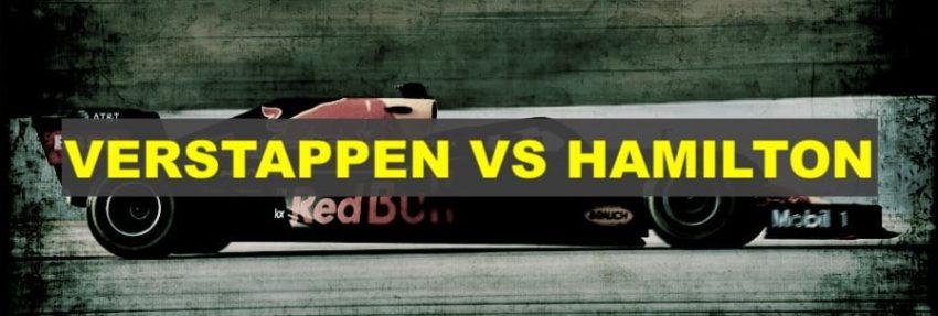 Max Verstappen [ Red Bull ] afferma di poter battere Lewis Hamilton con la macchina giusta