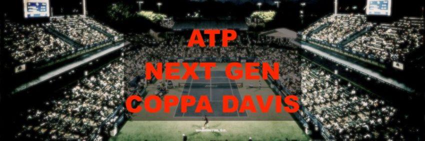 Risultati delle Finali ATP, Next Gen e della Coppa Davis