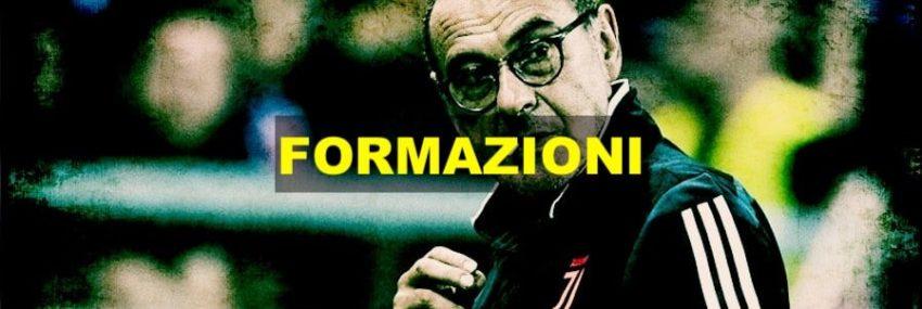 Probabili formazioni: Verona vs Juventus