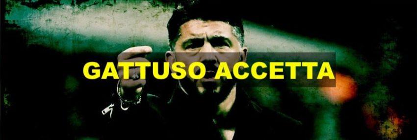 Gattuso ha accettato alla 19ma offerta di allenare il Napoli