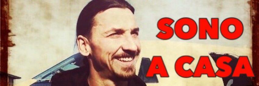 "Ibrahimovic: ""Milano è casa mia"""