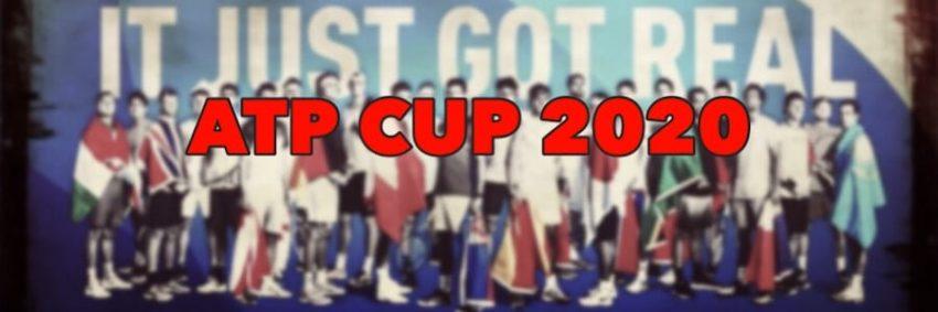 La nuova ATP Cup 2020