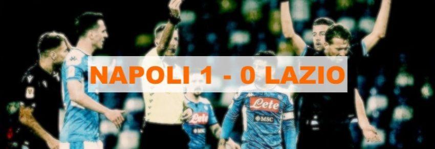 Coppa: il Napoli mette fuori combattimento la Lazio