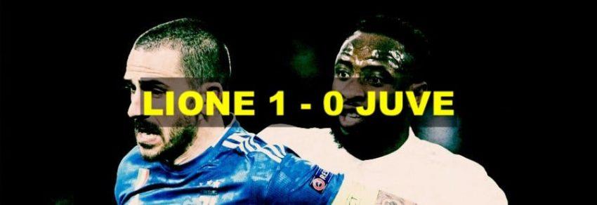 Bonucci: 'la Juve non è accesa'