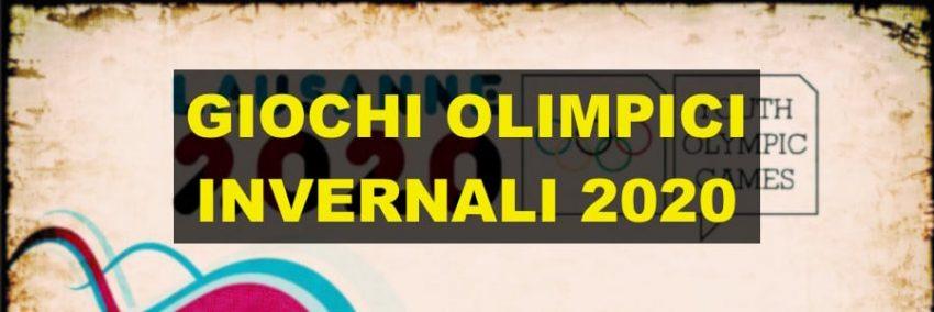 III Giochi olimpici giovanili invernali – Losanna 2020