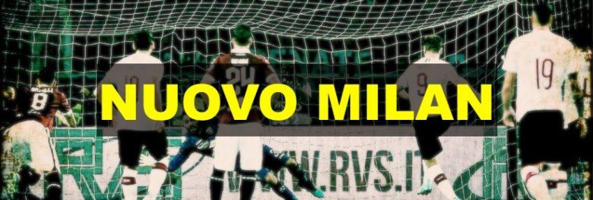 Nuovo Milan, stessi problemi.