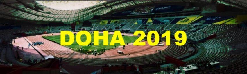 Gli Italiani per i Mondiali di Atletica di Doha