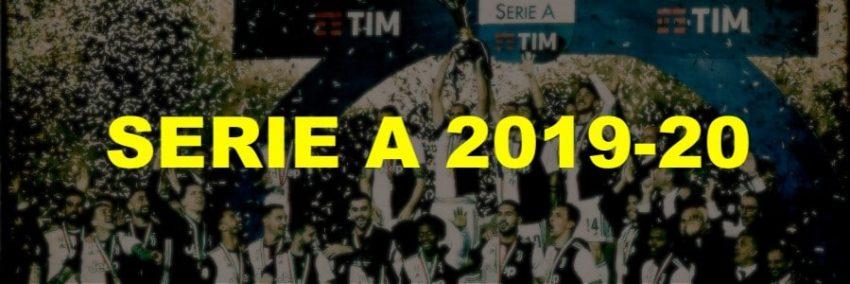 Anteprima Serie A 2019-20