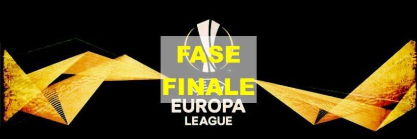 Fase Finale Europa League 2020